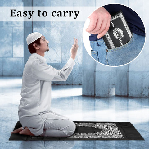 Easy to carry prayer rug