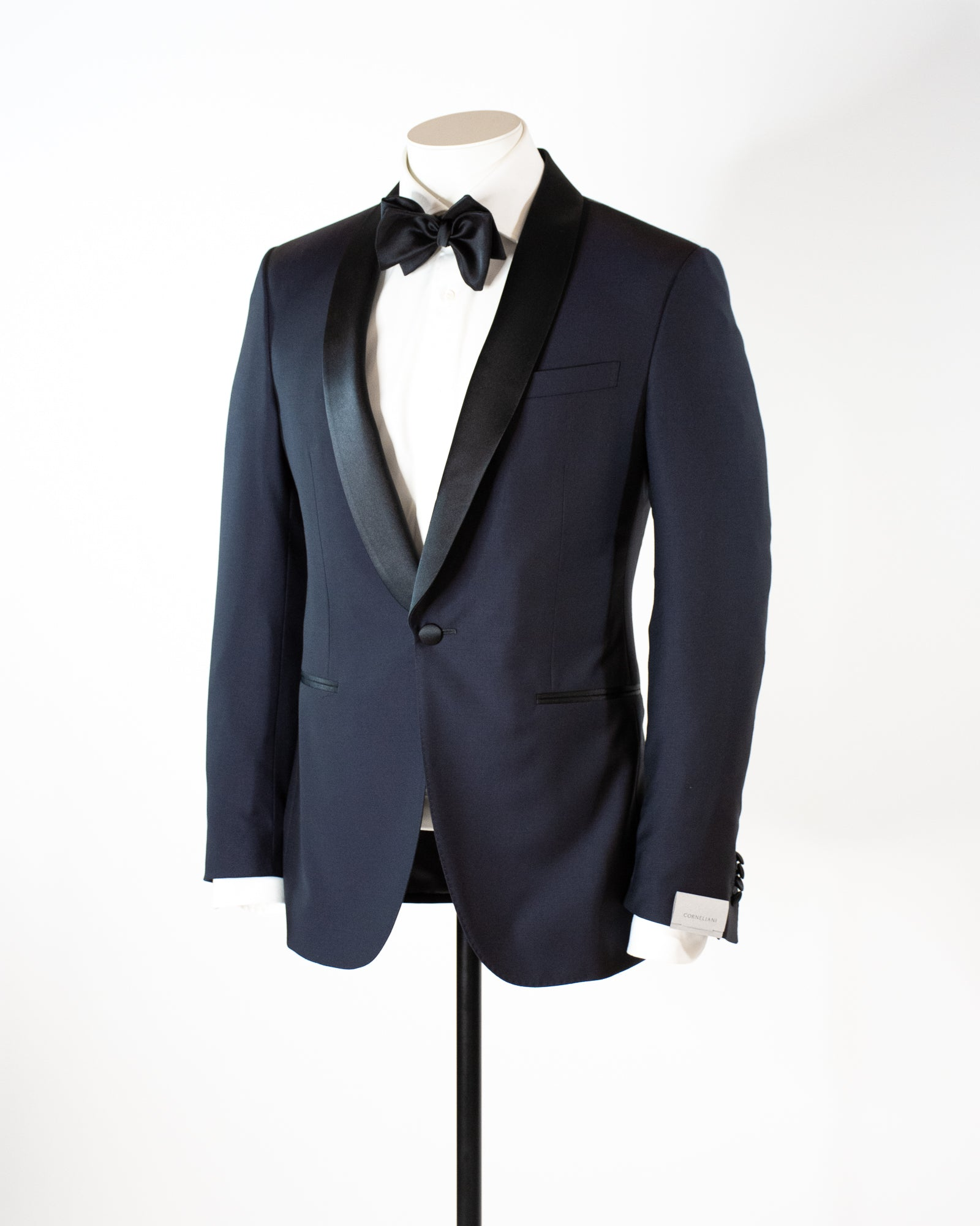 CORNELIANI Single Breasted Dinner Suit