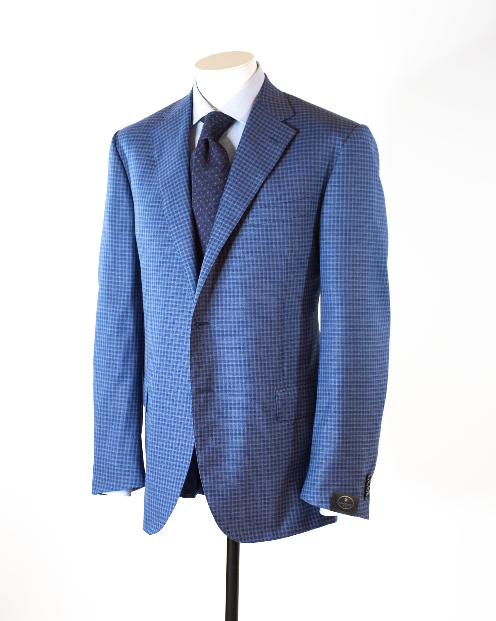 CORNELIANI Check Sports Jacket