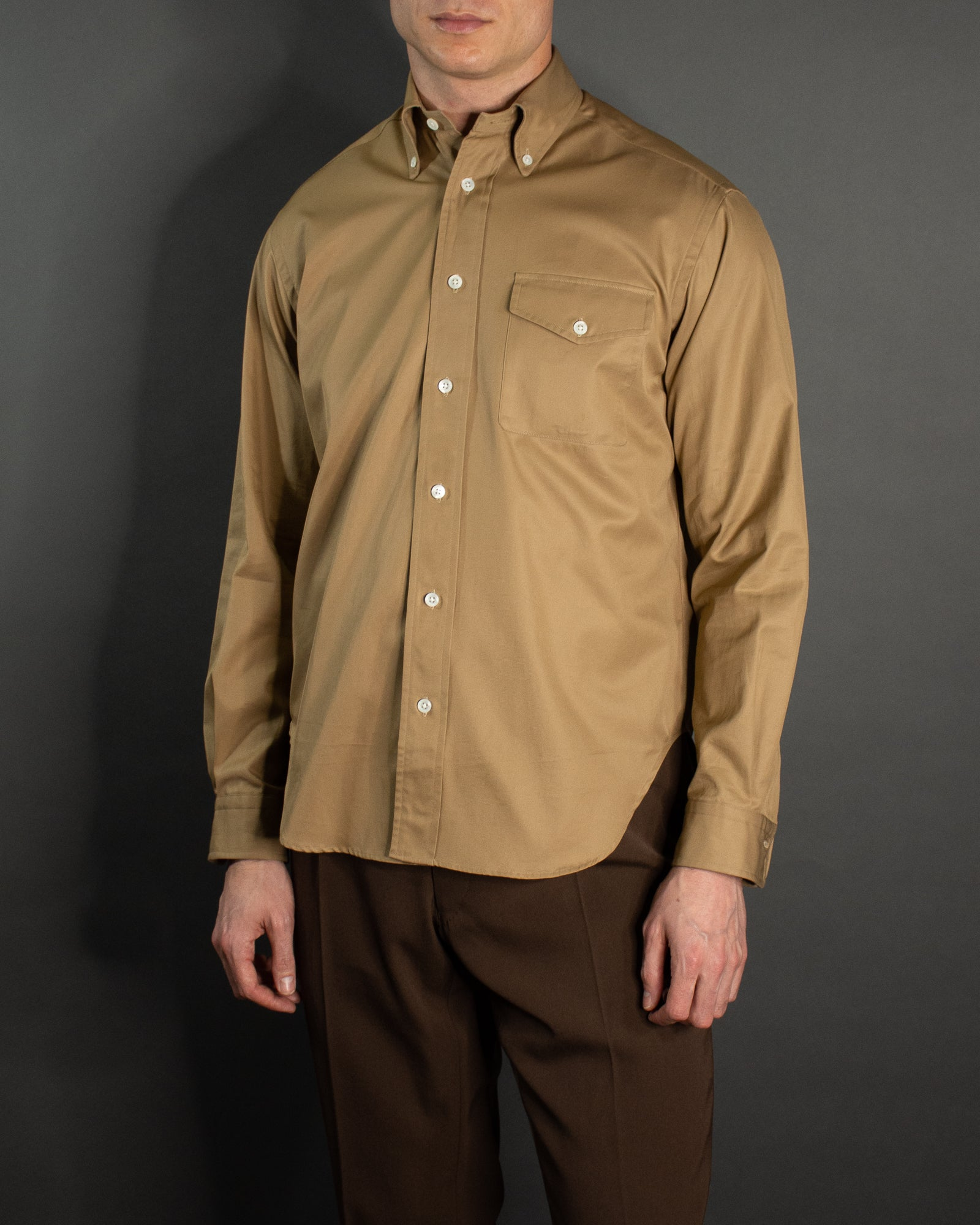 CAMOSHITA Casual Button Shirt