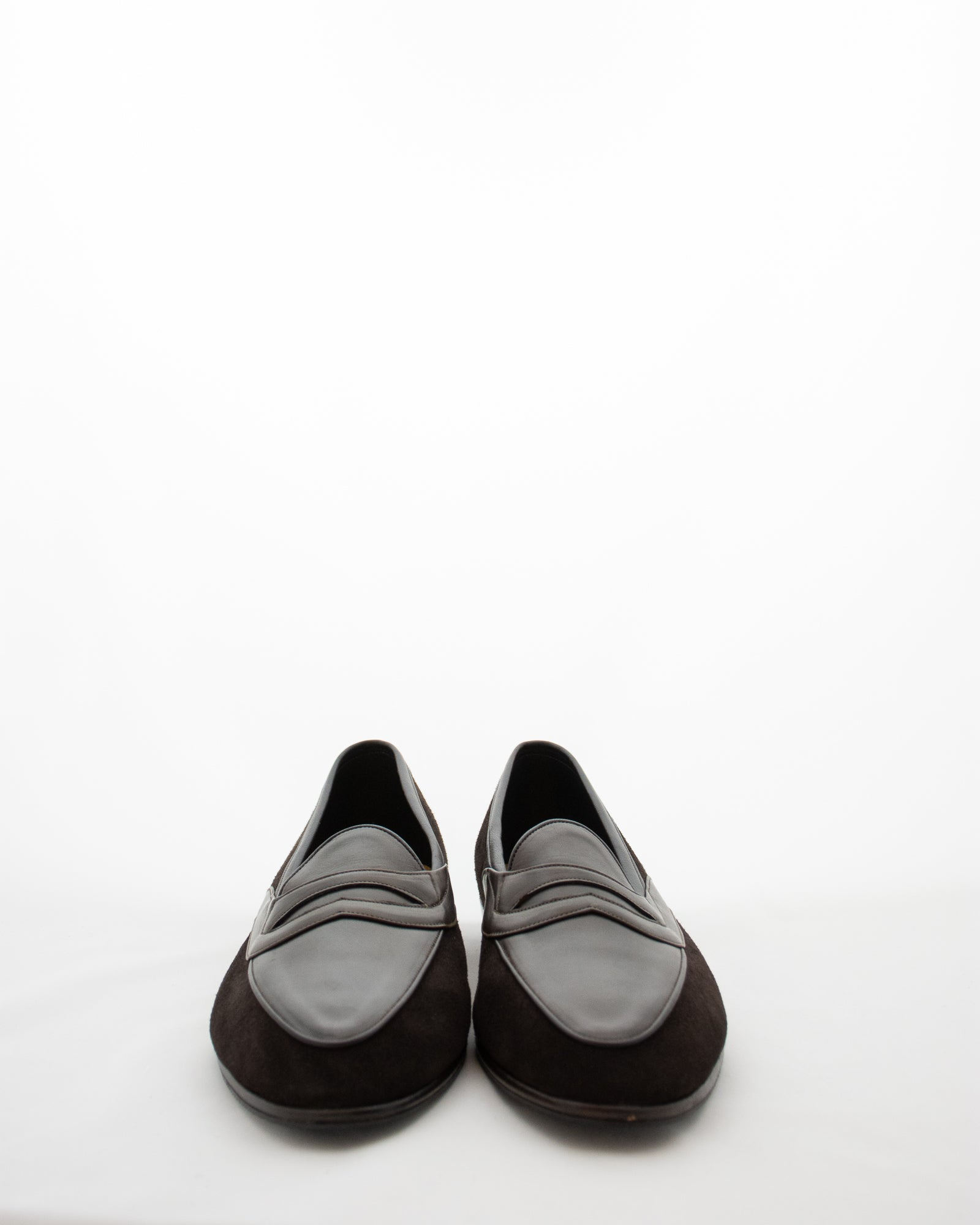B&L Museum Calf Loafer