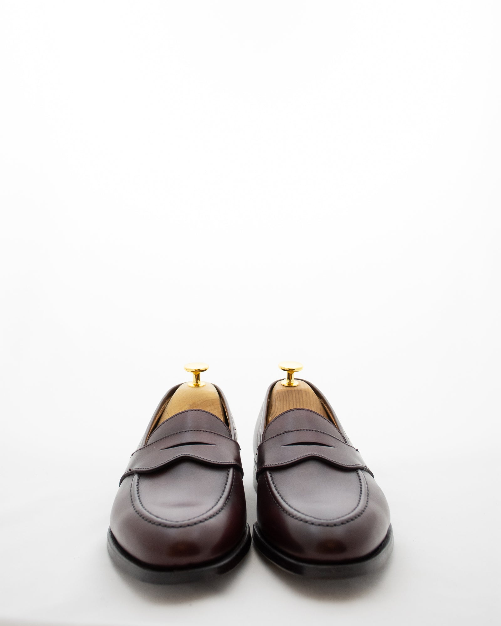 GEORGE CLEVERLEY Penny Loafers
