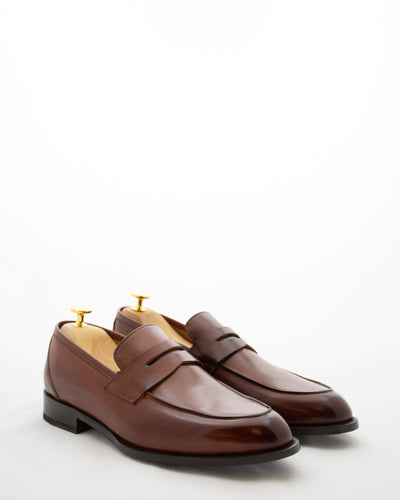 ISAIA Penny Loafer