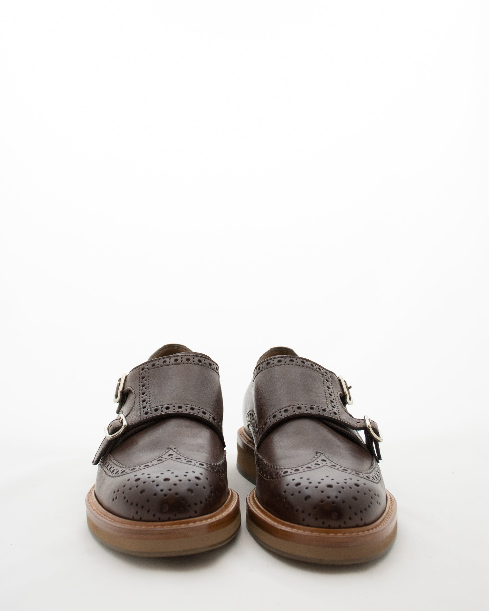 BRUNELLO CUCINELLI Monk Strap Brogue