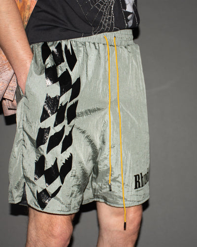 RHUDE Warm Up Shorts