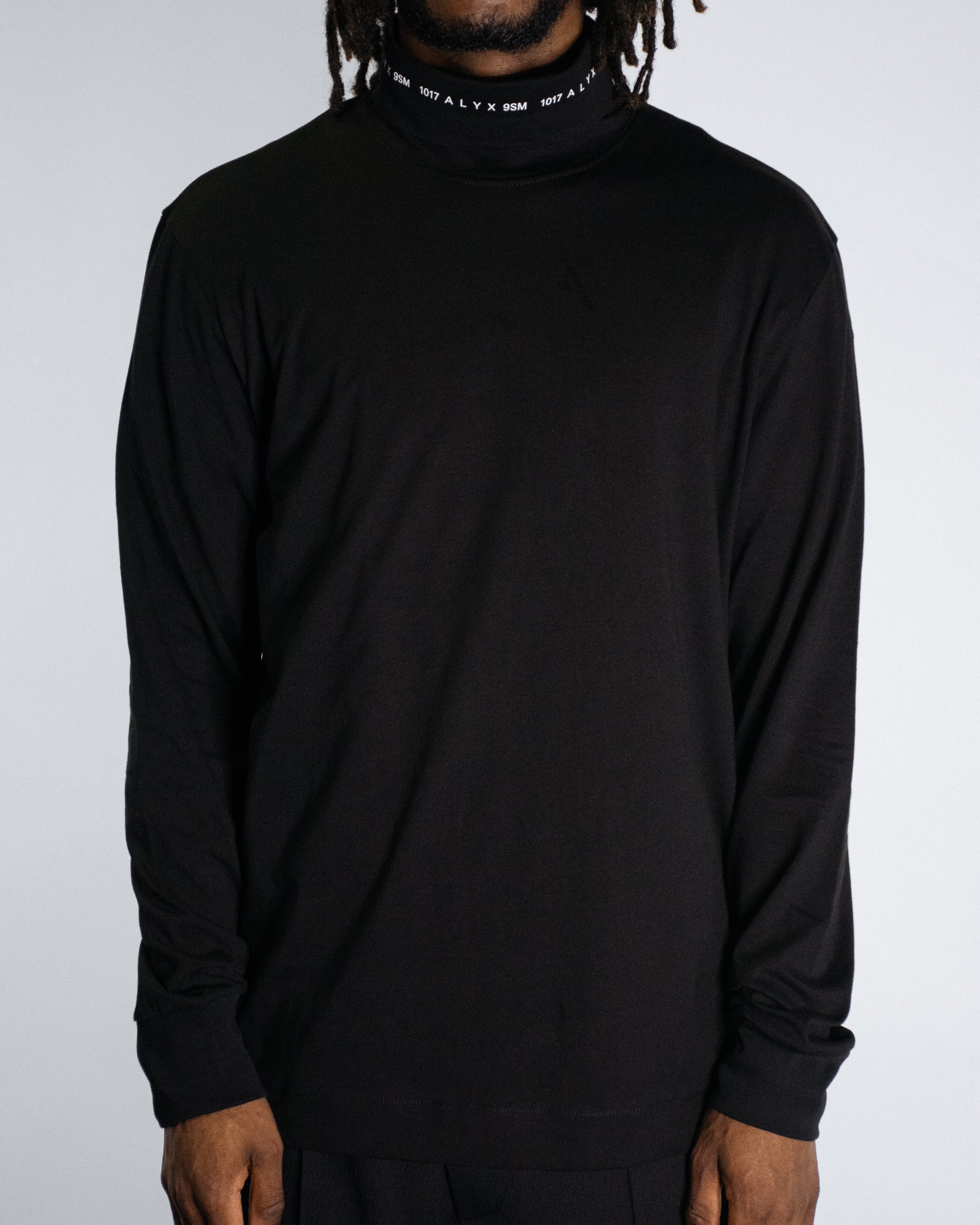 ALYX ROLL NECK LONG SLEEVE TEE