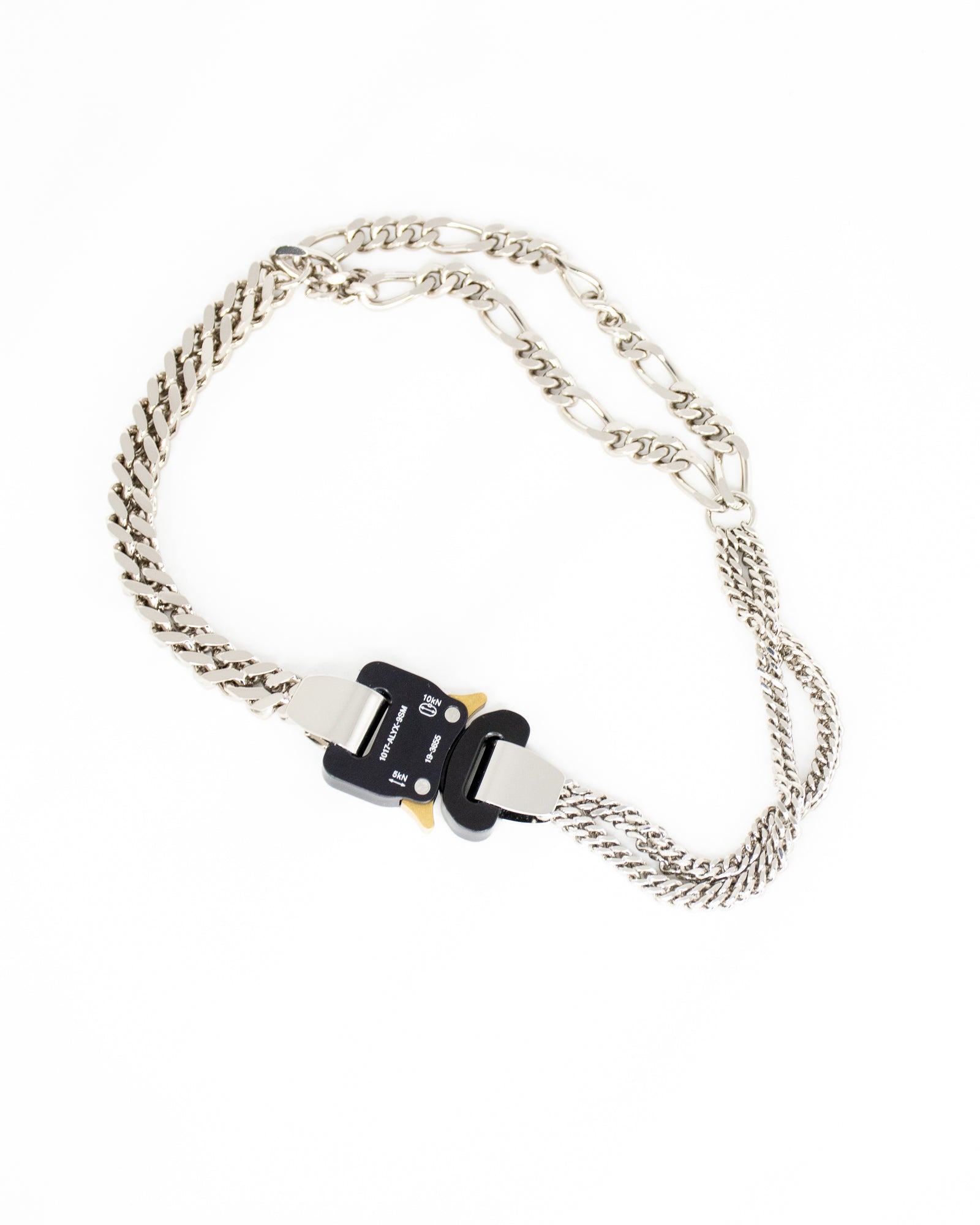 ALYX TRIPLE CUBIX CHAIN NECKLACE