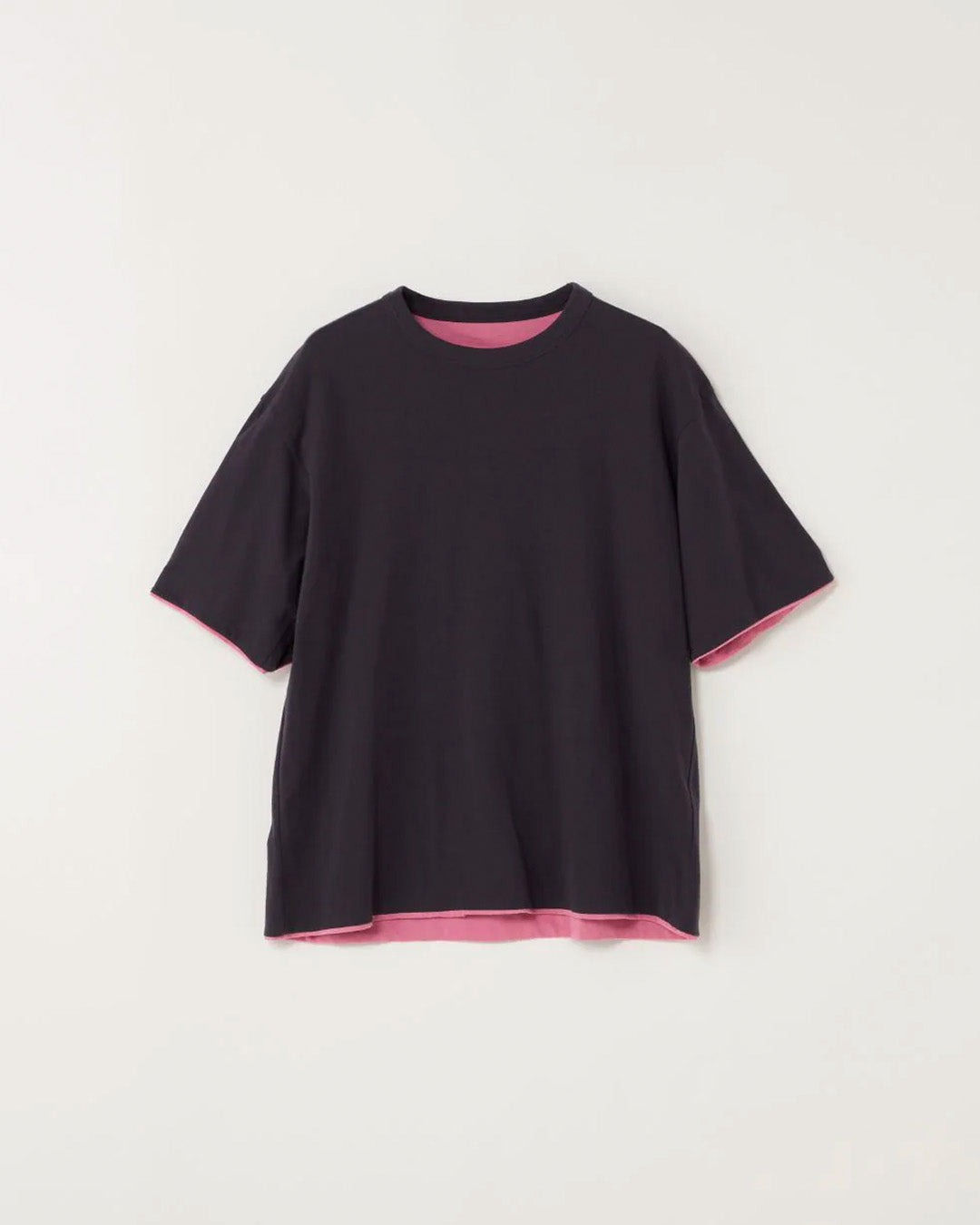 AMBUSH REVERSIBLE LAYERED TEE
