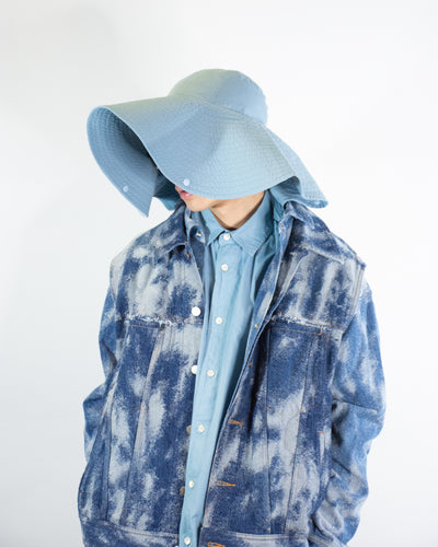 AMBUSH DENIM HYBRID JACKET