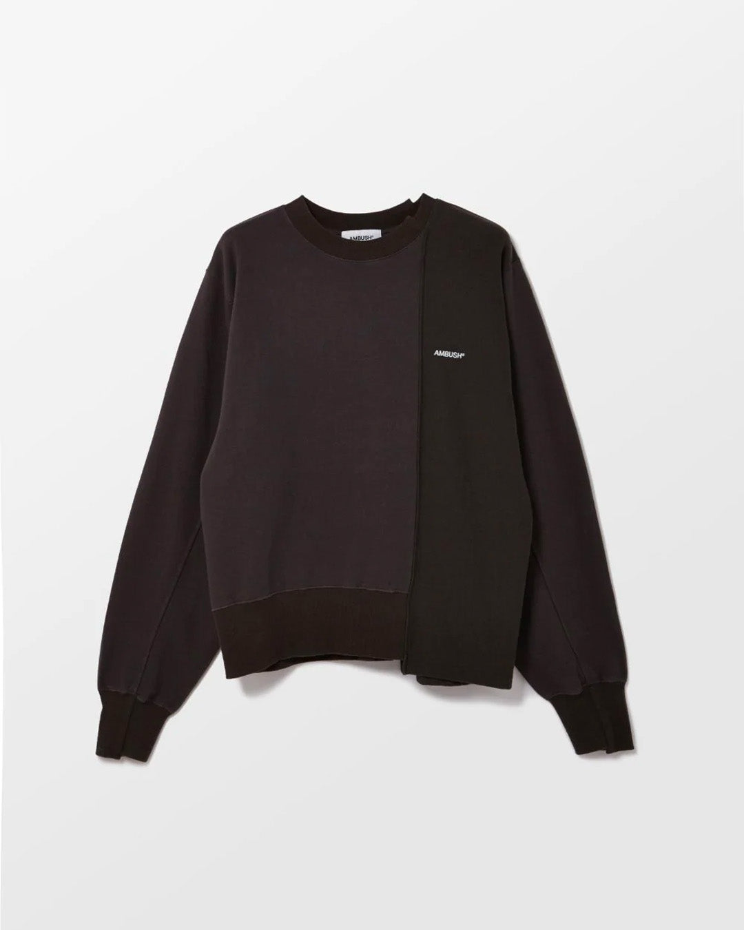 AMBUSH MIX FLEECE SWEATSHIRT