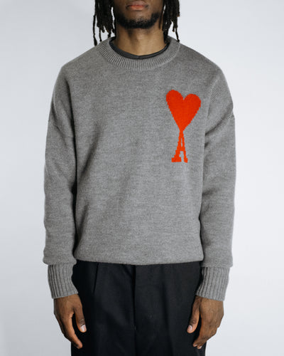 AMI DE COEUR WOOL SWEATER