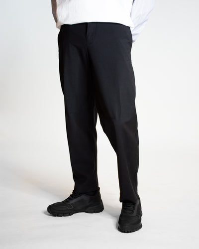 BLAIRARCHIBALD DARTED WORK TROUSER