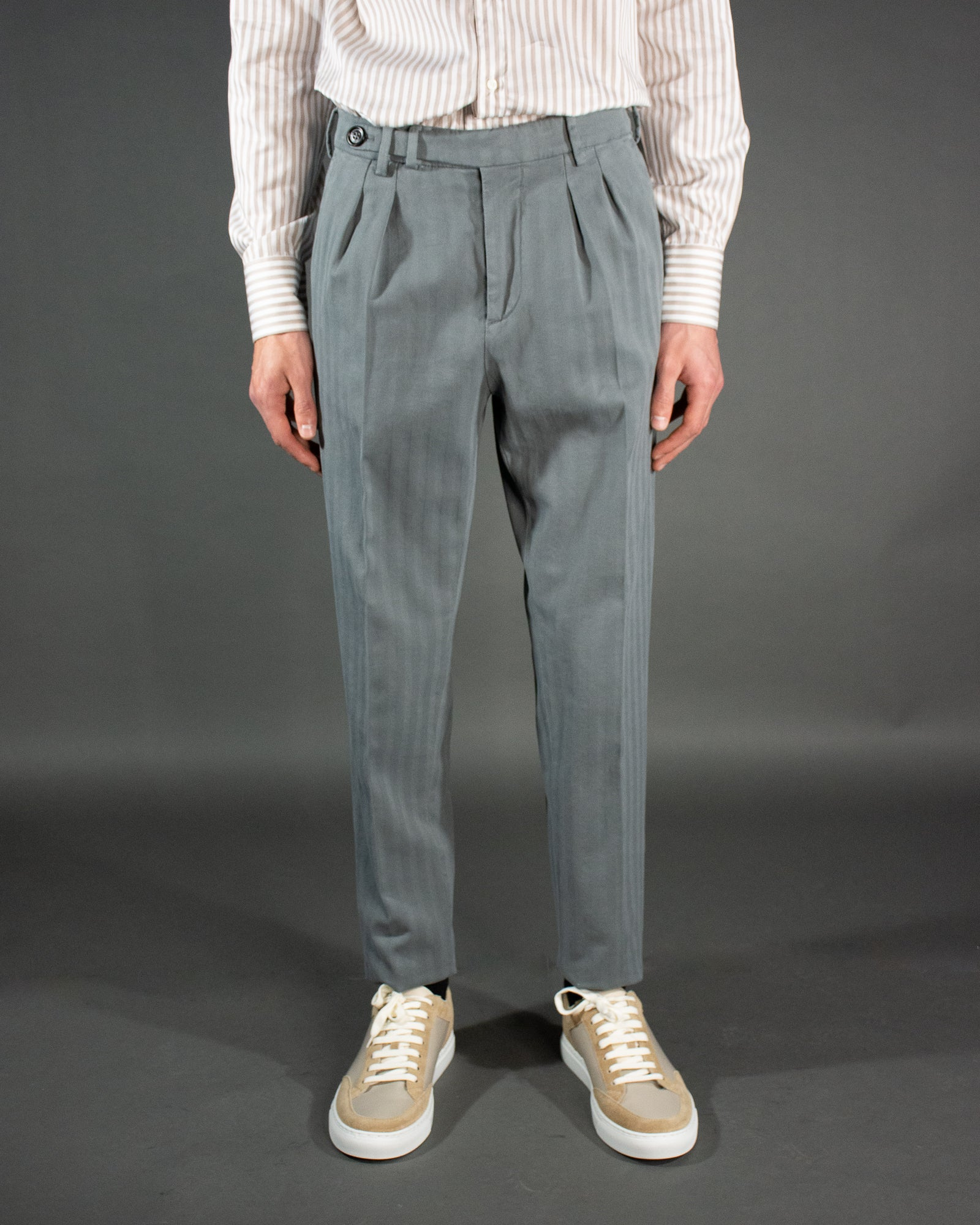 BRUNELLO CUCINELLI Leisure Chino Trouser