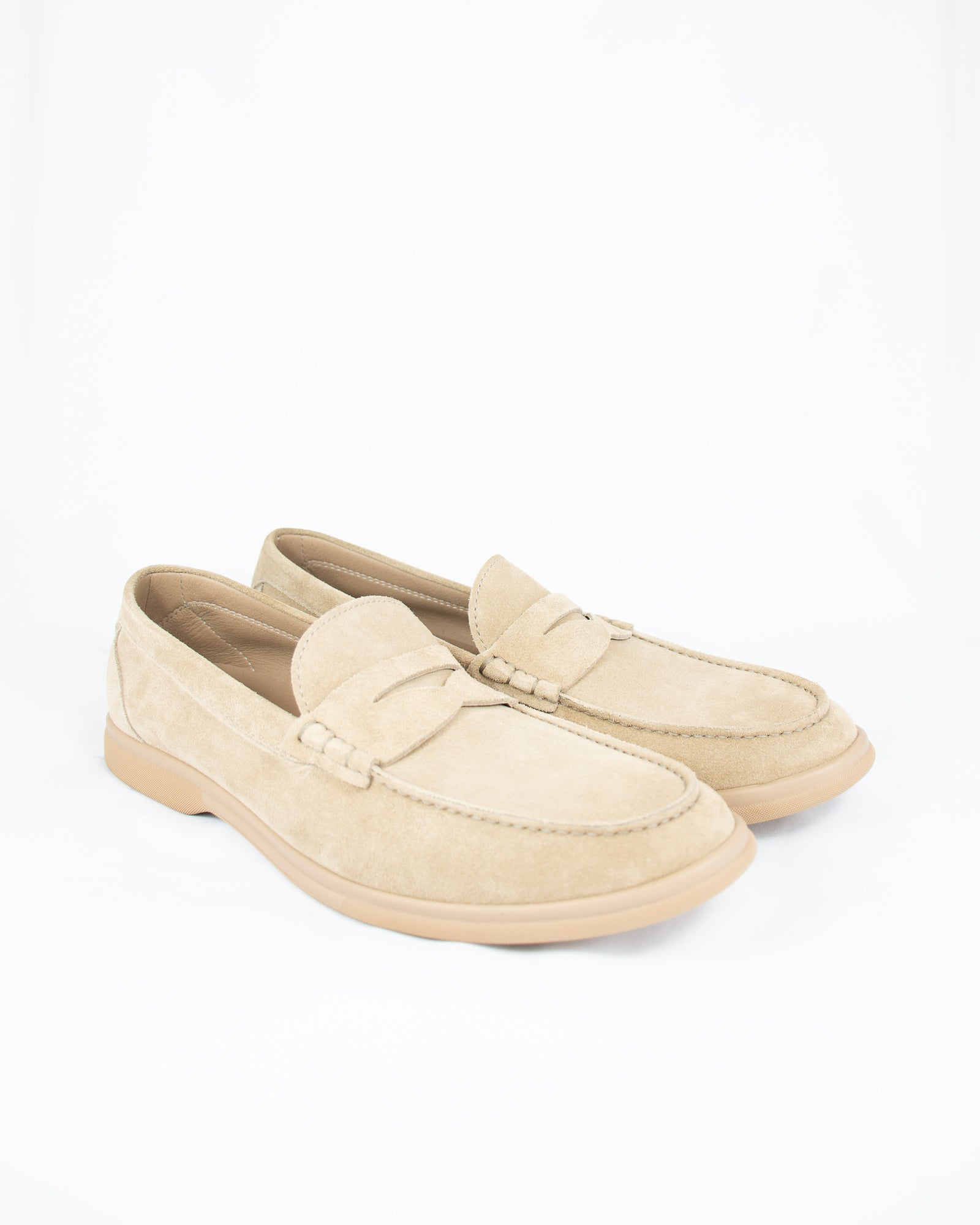 BRUNELLO CUCINELLI Suede Loafer