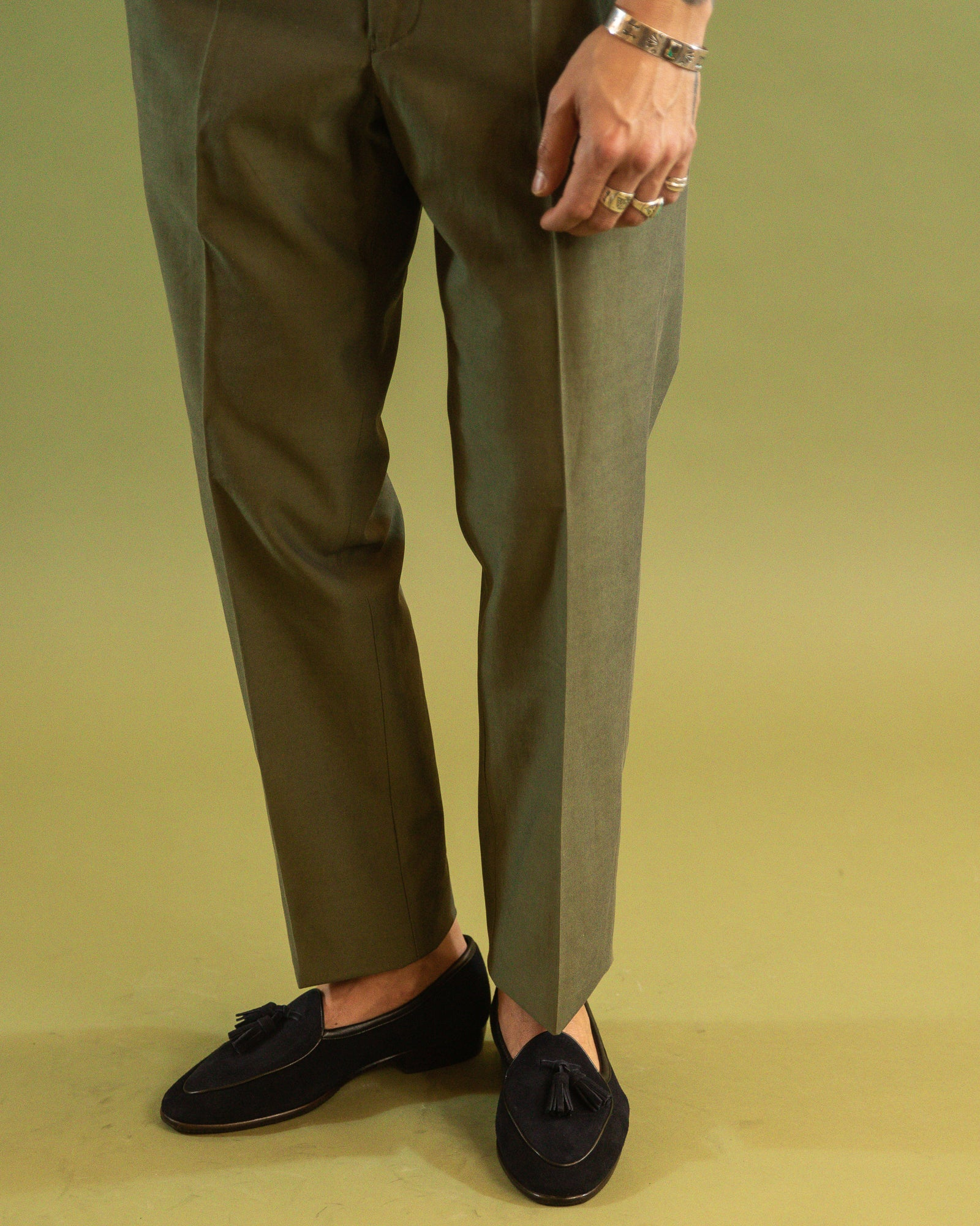 CAMOSHITA Easy Trouser