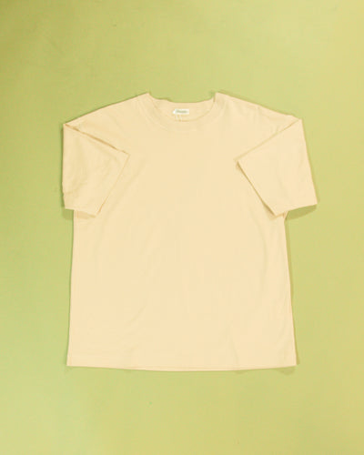 CAMOSHITA Cotton Silk Tee