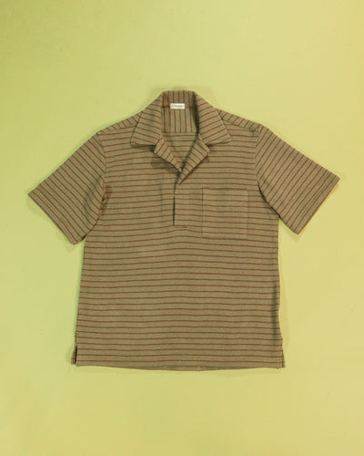 CAMOSHITA Skipper Collar Polo