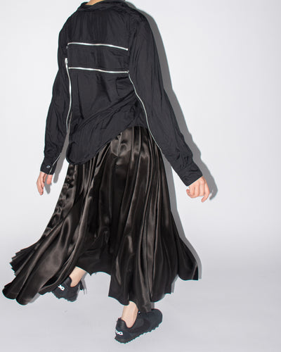 CDG BLACK Sunray Skirt