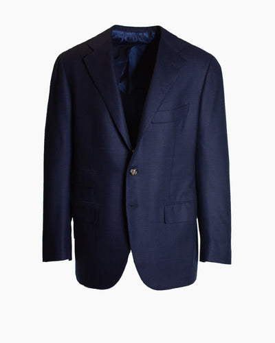 CESARE ATTOLINI OVERCHECK SPORTS JACKET