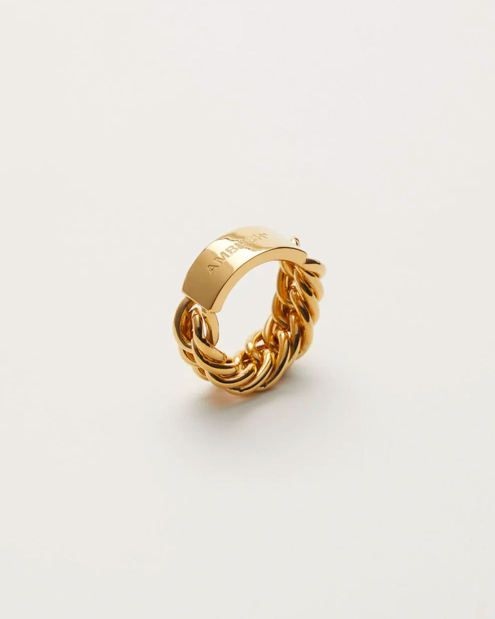 AMBUSH CHAIN RING 4