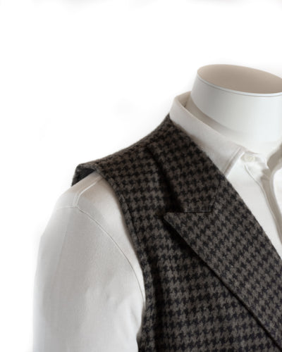 CORNELIANI DOUBLE BREASTED VEST