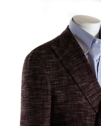 CORNELIANI DOUBLE BREASTED SPORTS JACKET