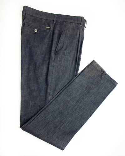 CORNELIANI DENIM TROUSER