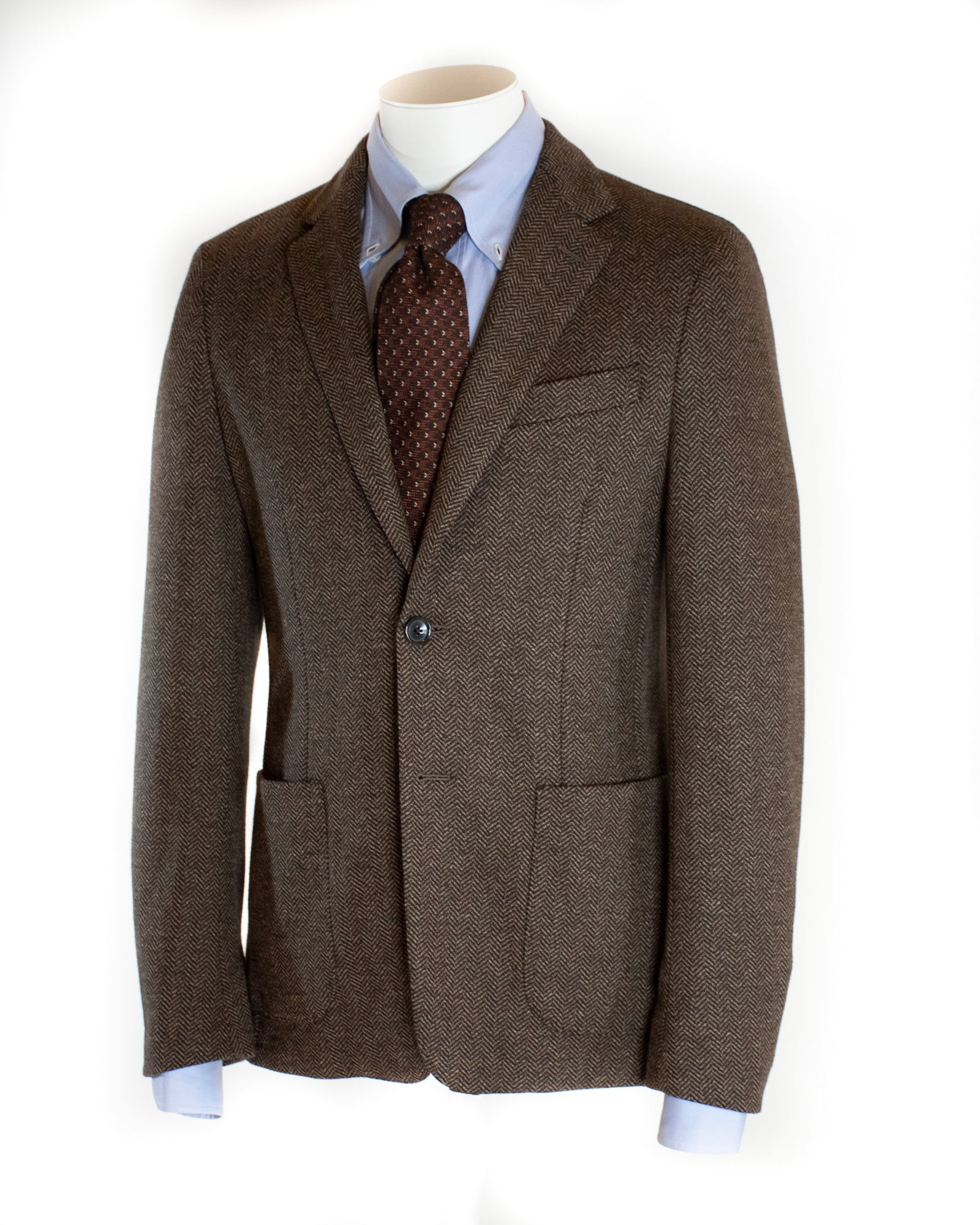 CORNELIANI SINGLE BREASTED SPORTS JACKET