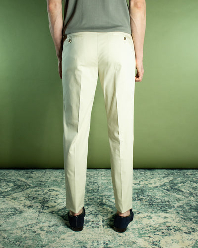 CORNELIANI SUMMER CHINO