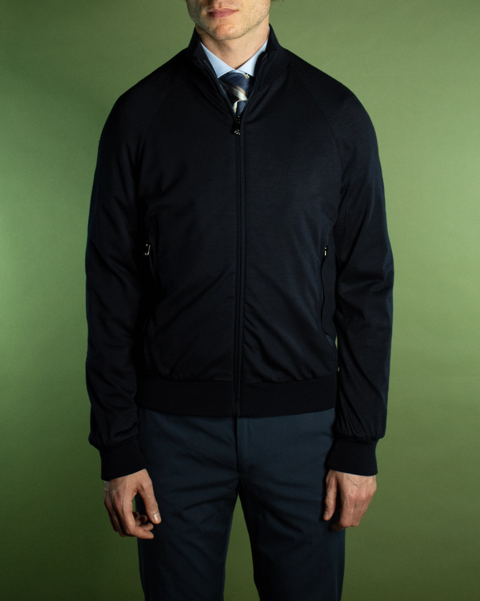 CORNELIANI TECHNICAL TRAVEL BLOUSON