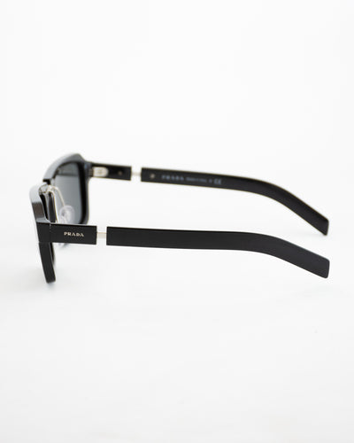 PRADA Thick Frame Sunglasses