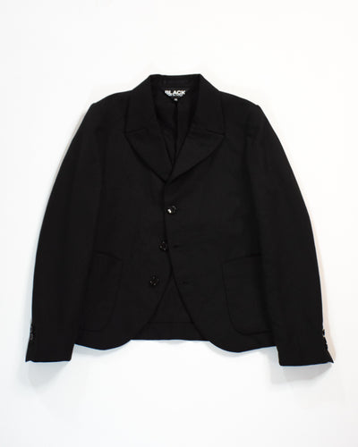 CDG BLACK Cut Out Blazer
