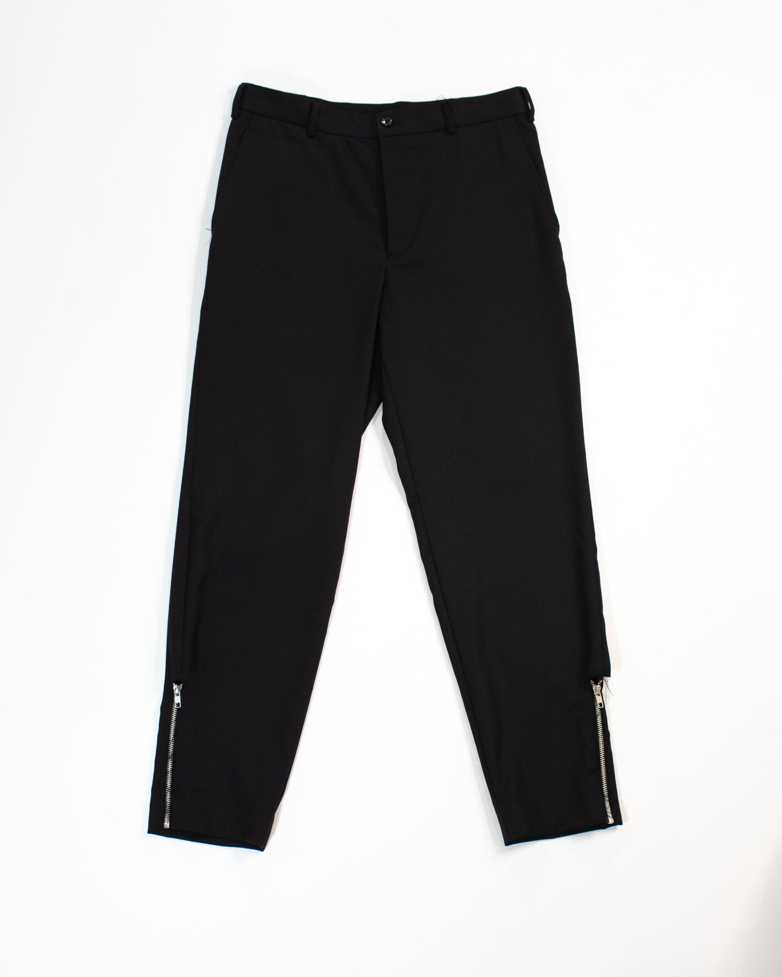 CDG BLACK Side Zip Trouser
