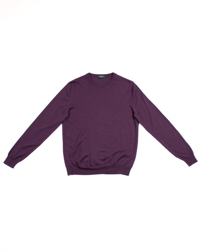 SLOWEAR Crew Neck Knit