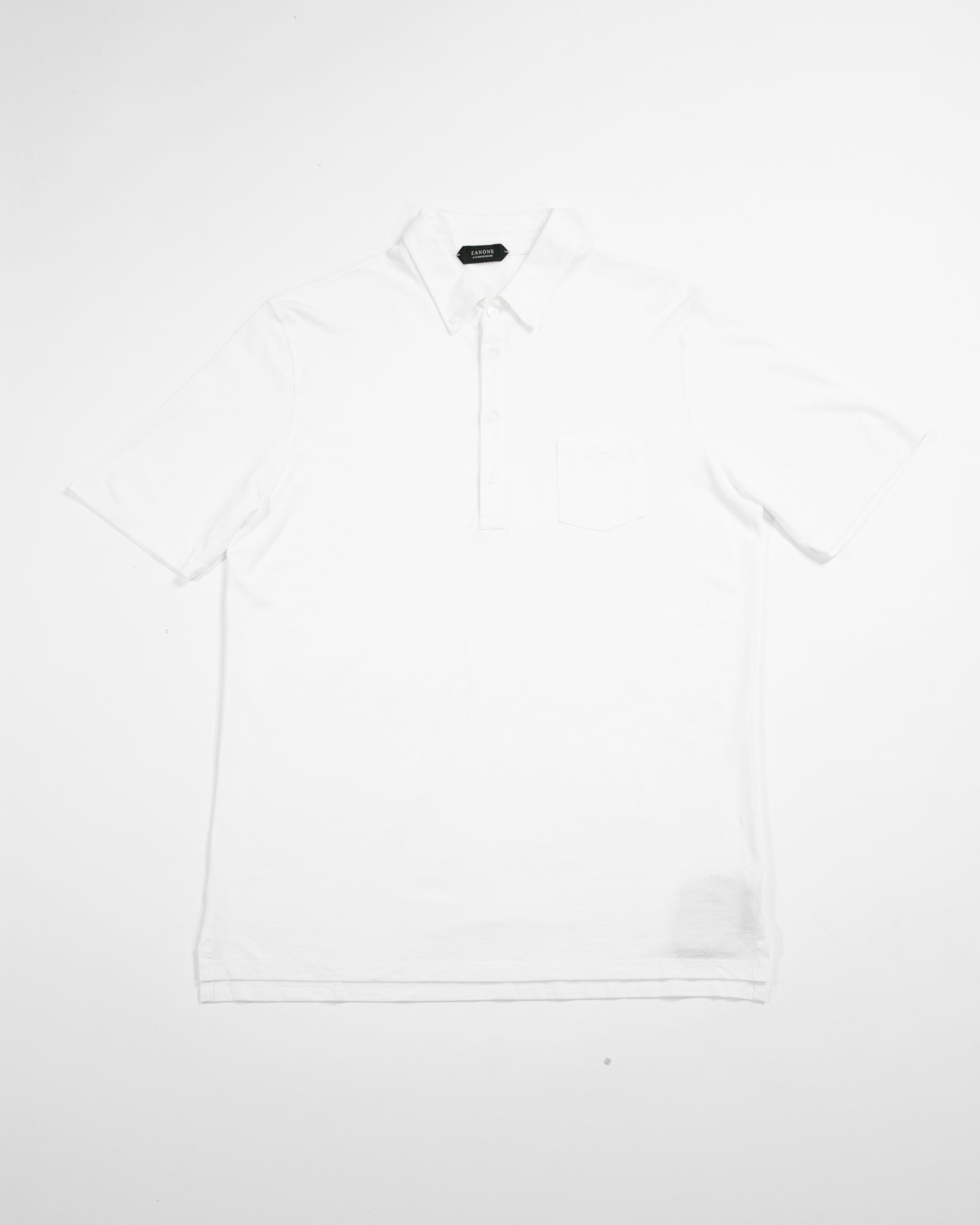 SLOWEAR Ice Cotton Polo Top