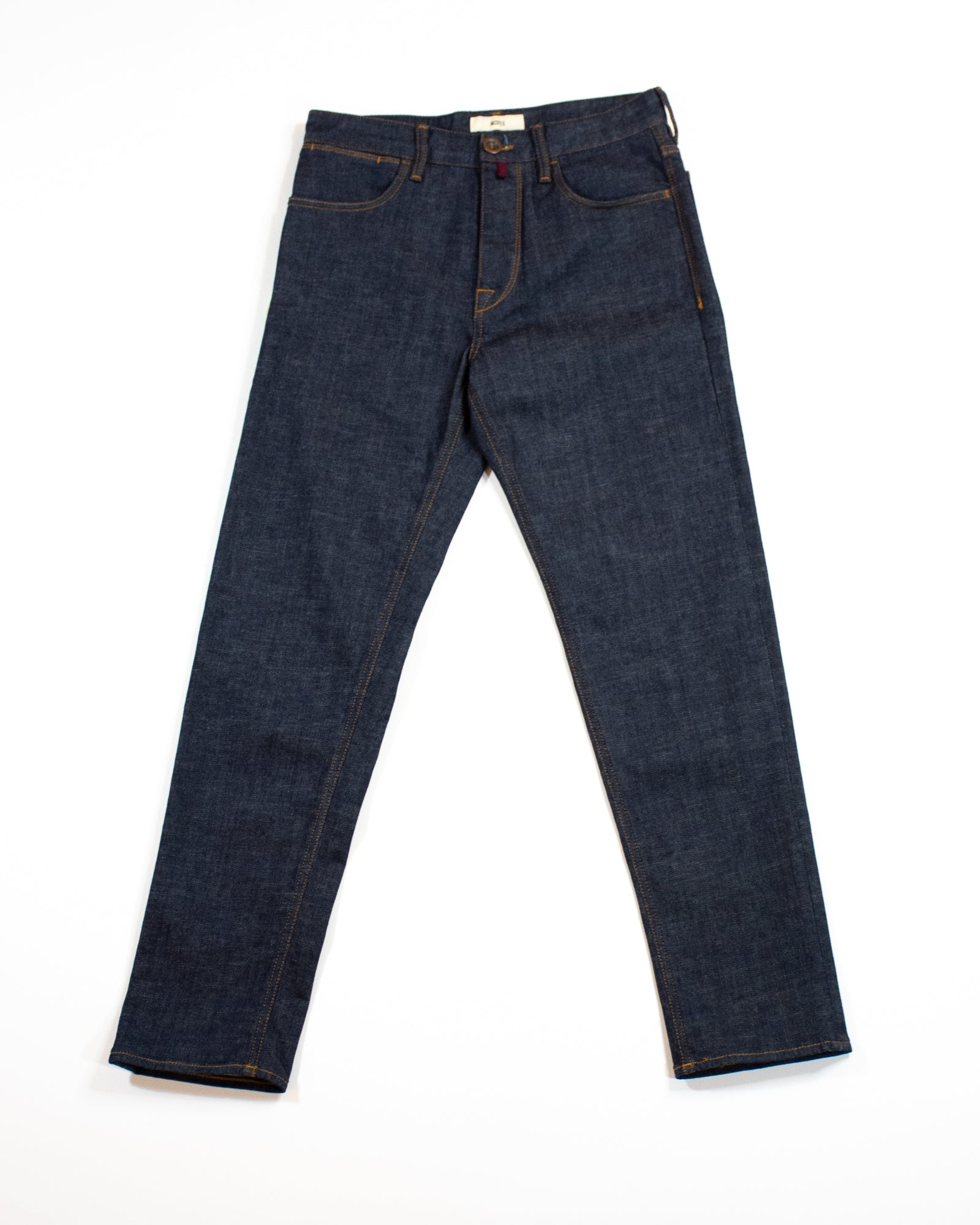 SLOWEAR 5 Pocket Indigo Jean