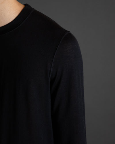 JIL SANDER CREW NECK KNIT
