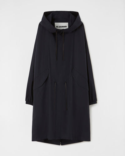 JIL SANDER OUTDOOR TRENCH