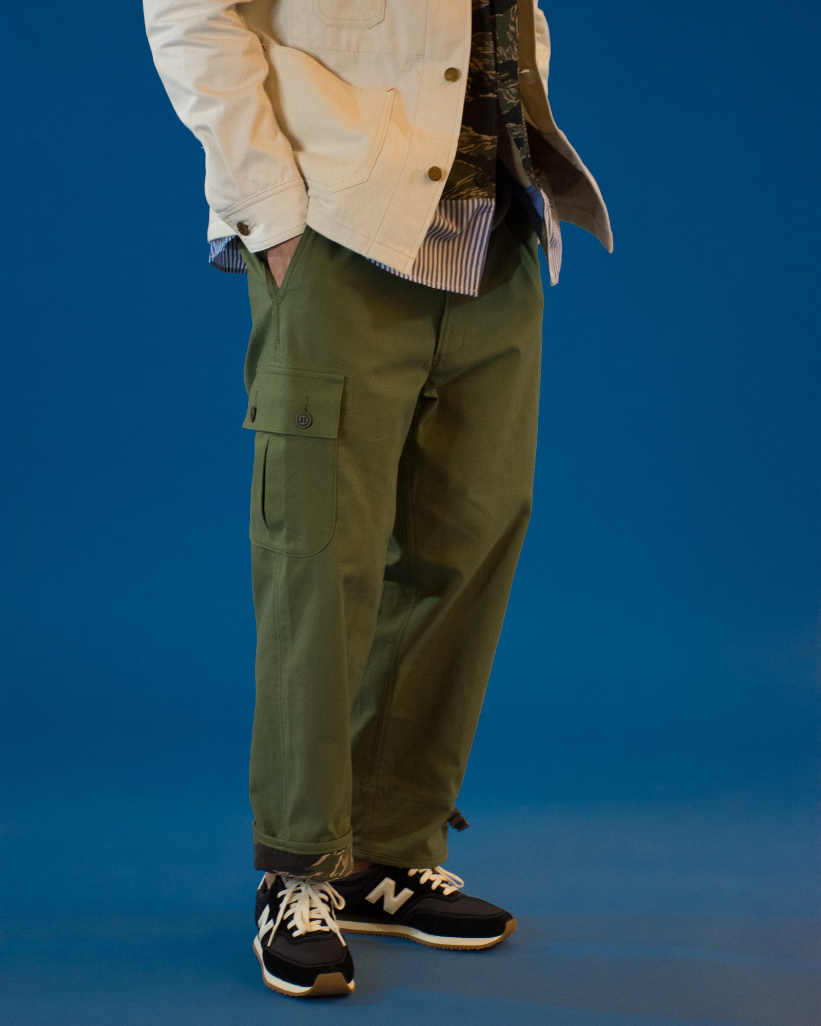 JUNYA WATANABE Military Fatigue Trouser