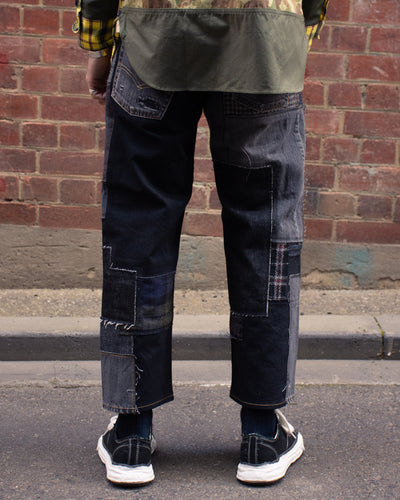JUNYA W PATCHWORK CUSTOMISED LEVI'S 503