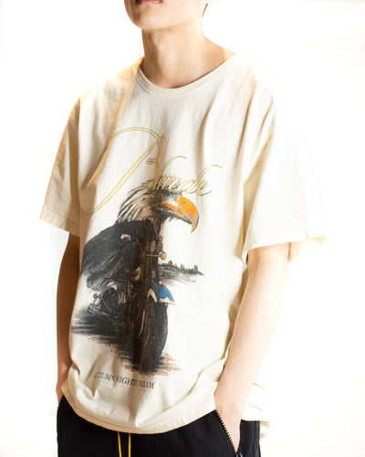 RHUDE EAGLE DREAM TEE