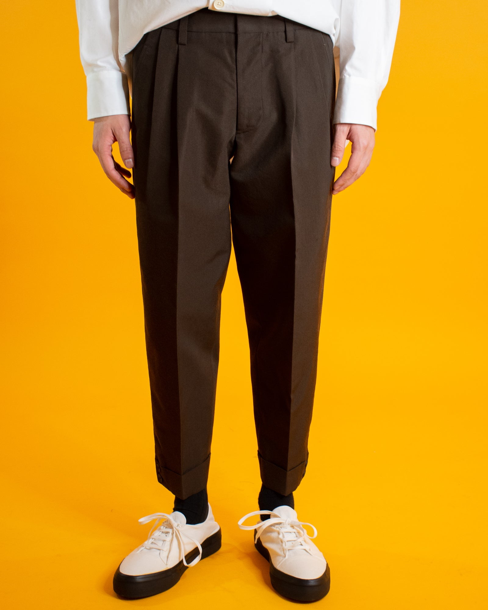 KOLOR Twin Pleat Trouser