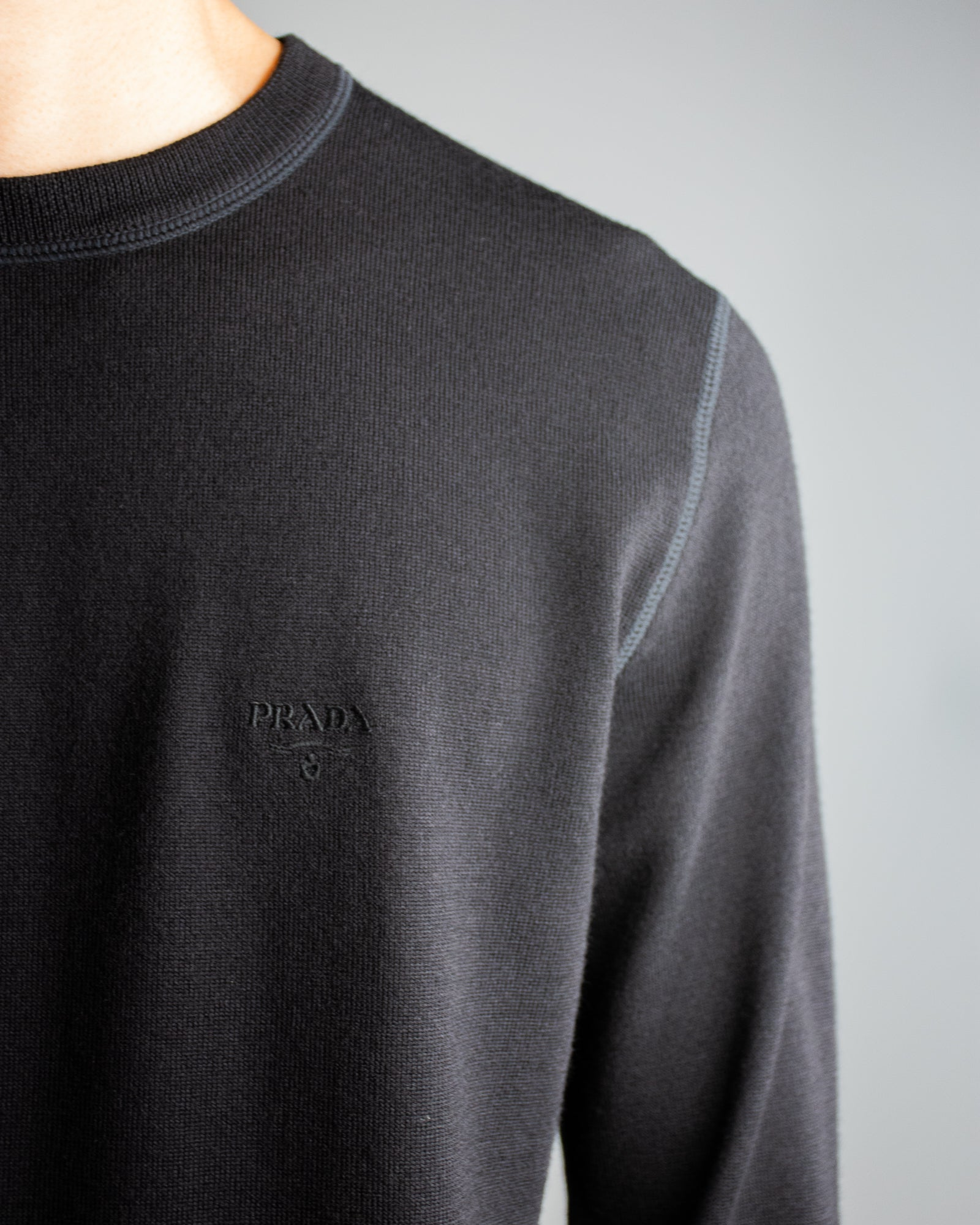 PRADA Crew Neck Knit
