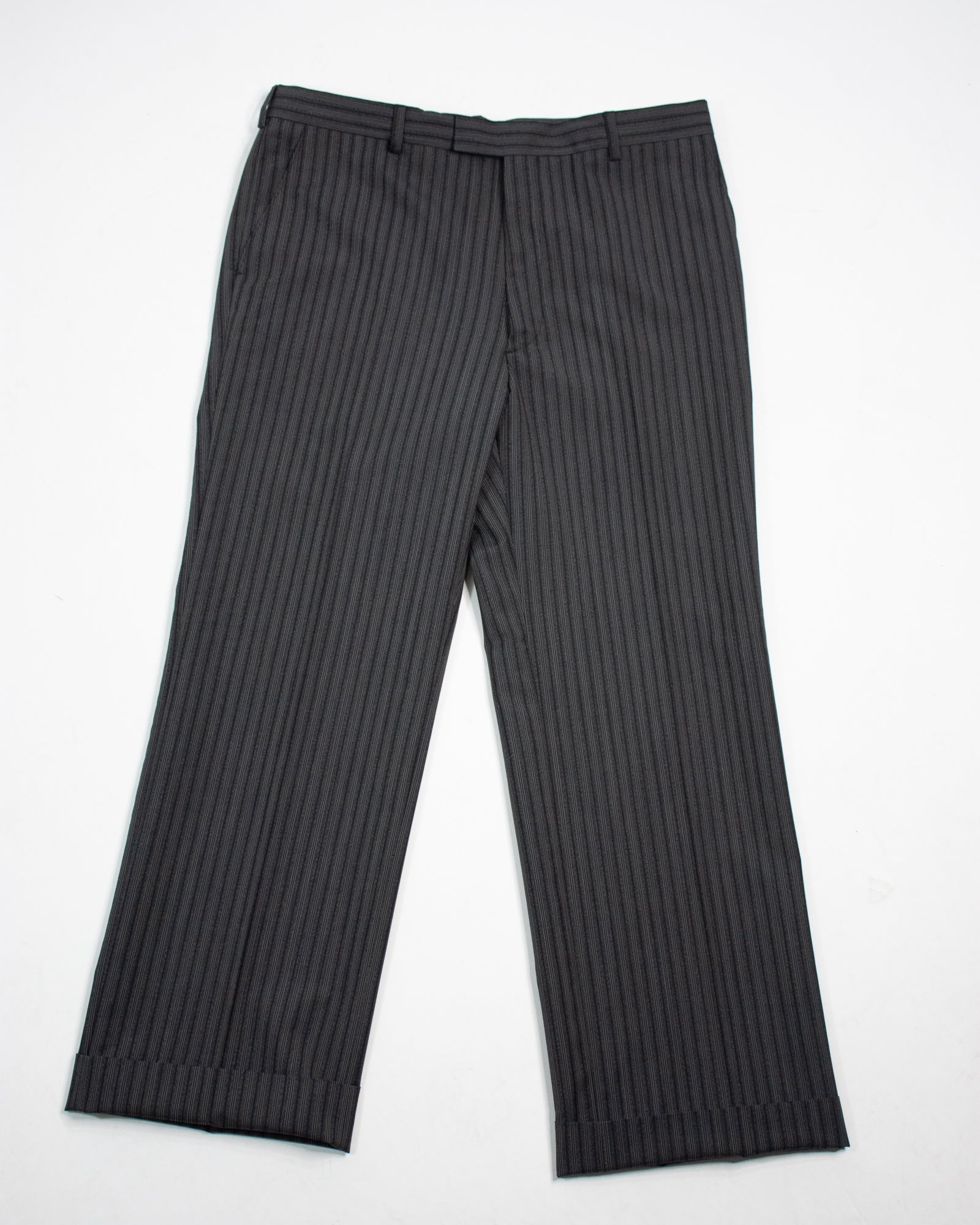 PRADA Pinstripe Tailored Trouser