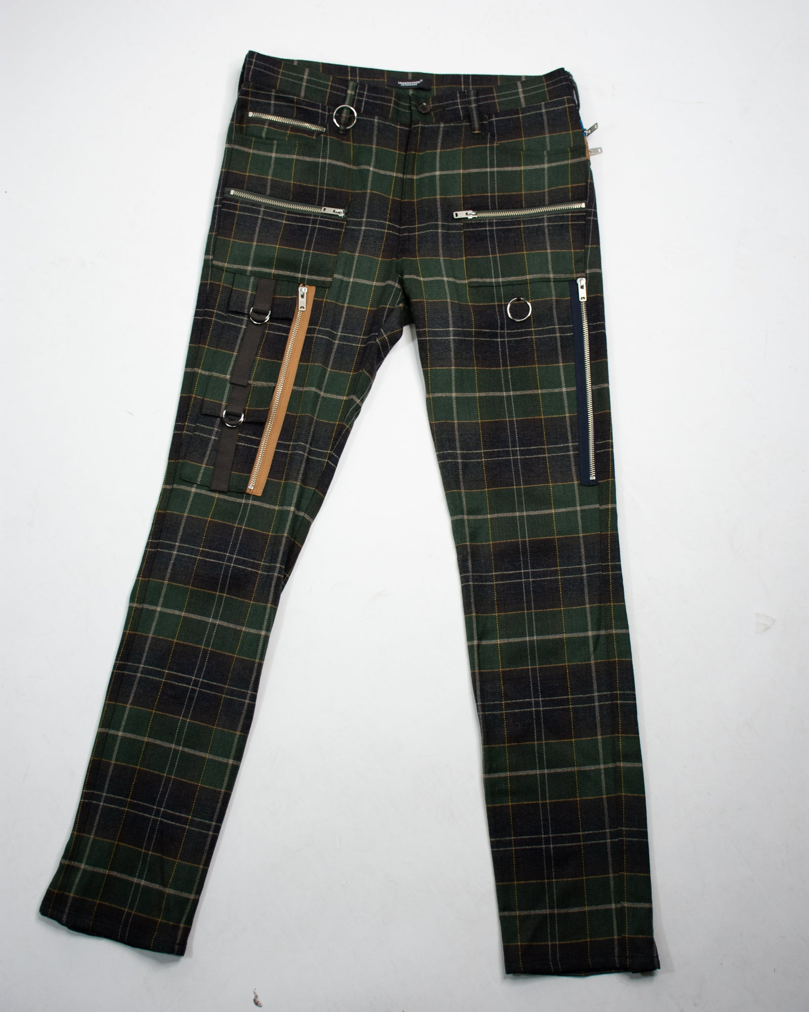 UNDERCOVER Tartan Check Pant