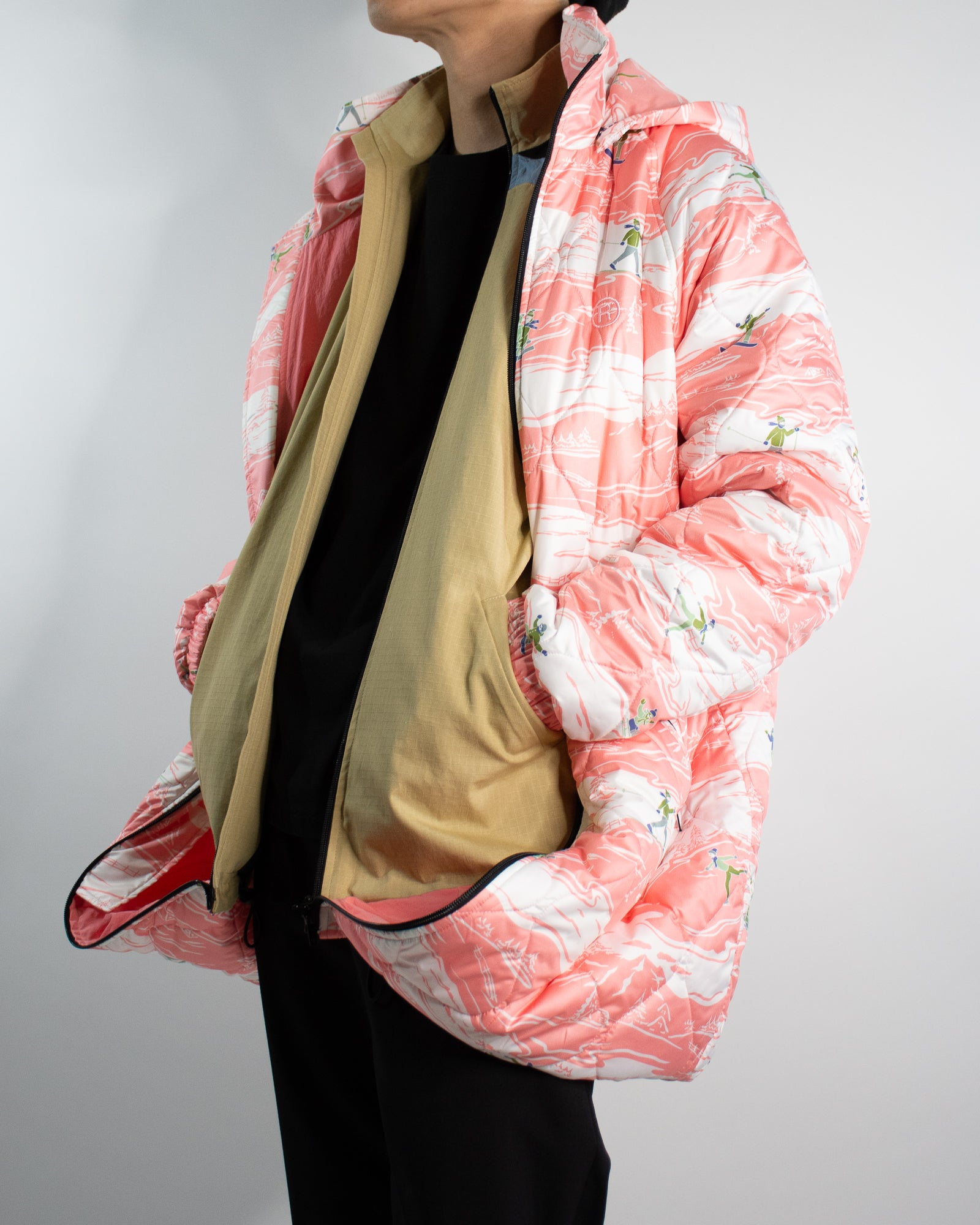 MARTINE ROSE Castelle Jacket