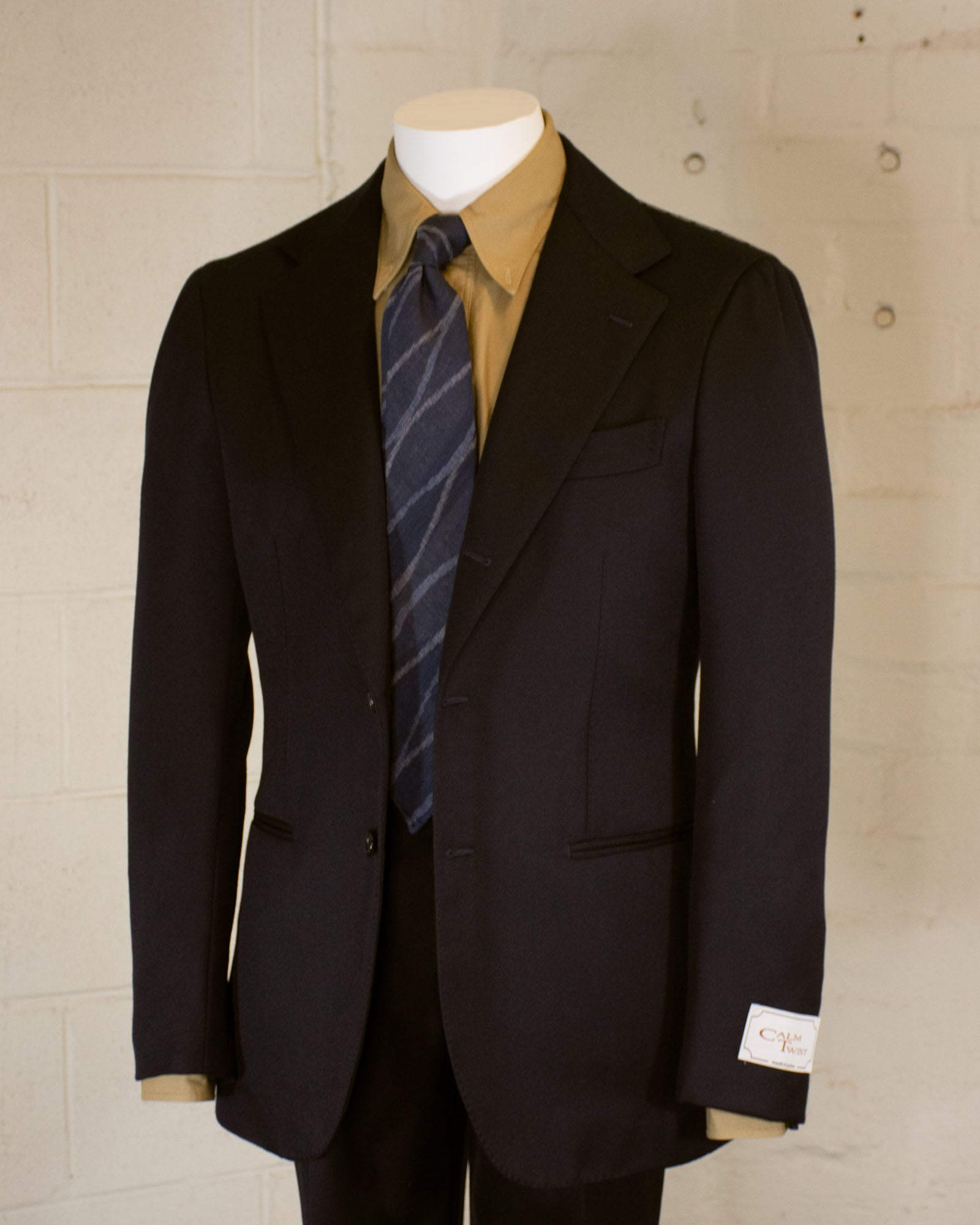NAMIMAN Carico Hand Finished Single Breasted Suit