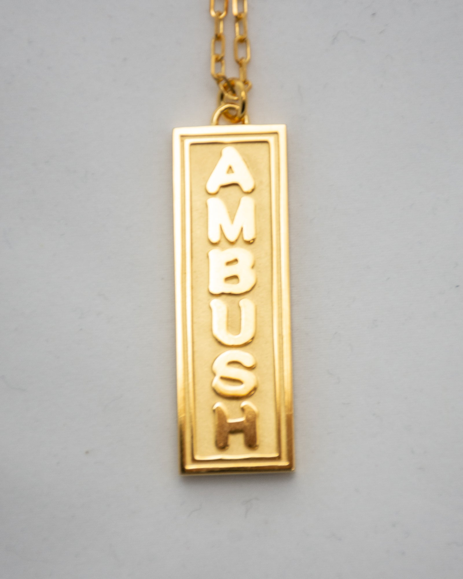 AMBUSH Ofuda Necklace