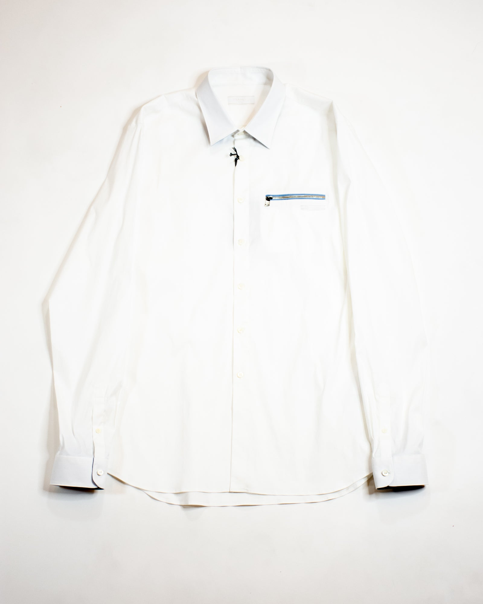 PRADA Zip Pocket Shirt