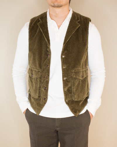 SLOWEAR Fisherman Gilet